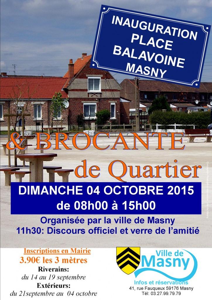affiche broc BALAVOINE