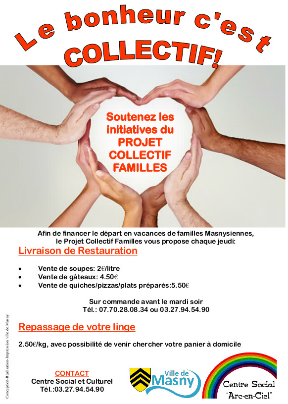 projet collectif famille