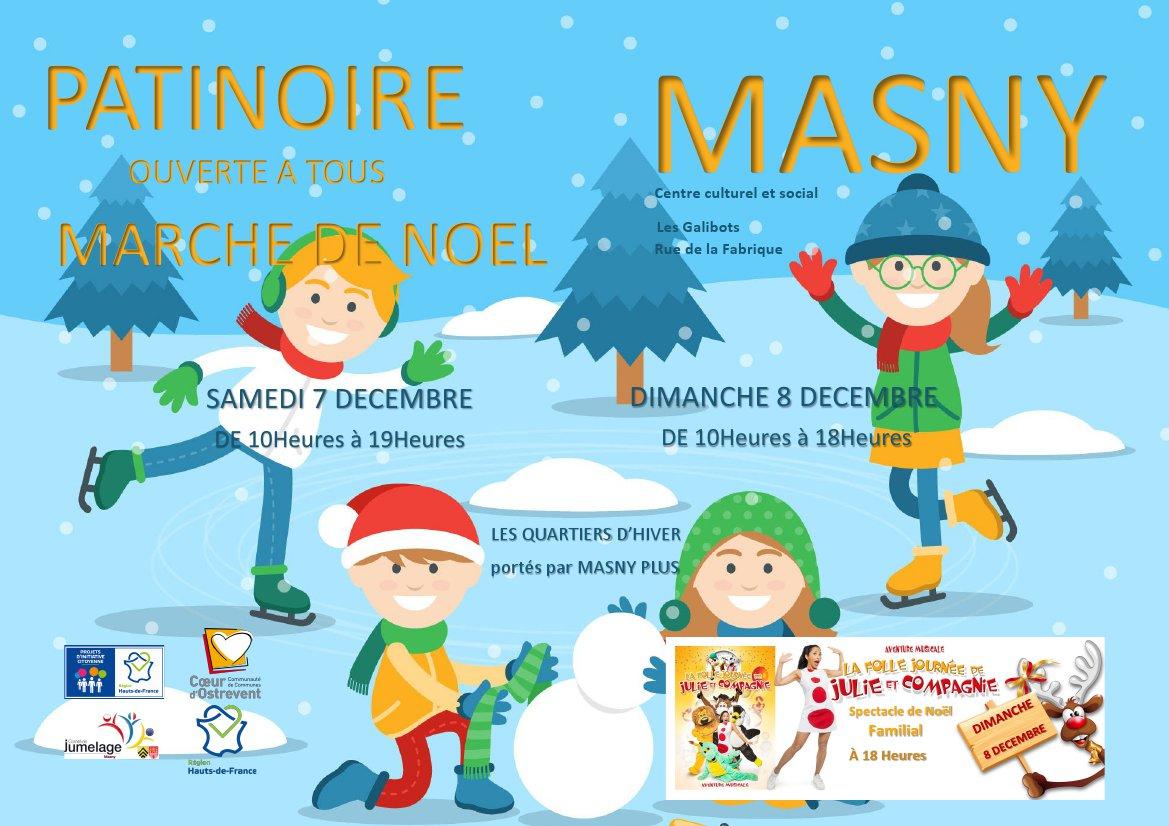 """Quartier d'hiver des Galibots @ Centre Administratif et social """"Les galibots"""""""