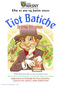 Festivités de Tiot batiche