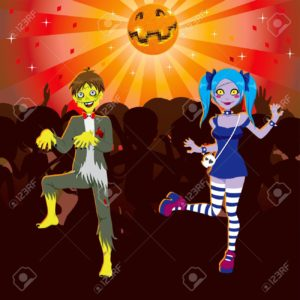 Soirée Halloween @ Salle Edith Piaf